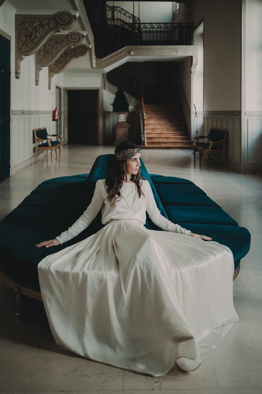 Noivas Reais e Inspiração Wedding dress Vestido de noiva Rita Costumista 009