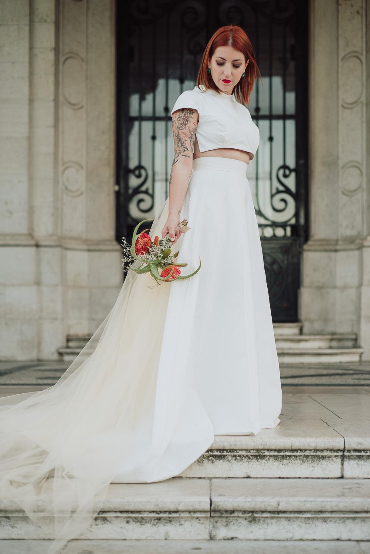Noivas Reais e Inspiração Wedding dress Vestido de noiva Rita Costumista 052