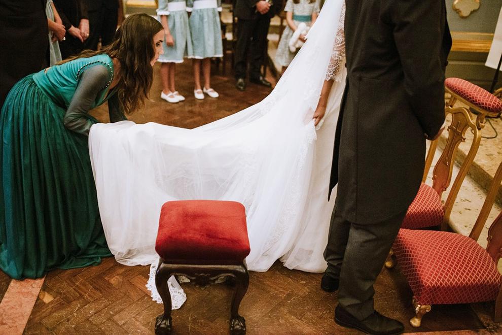 Behind the Scenes of a Wedding Behind the scenes RAP 17