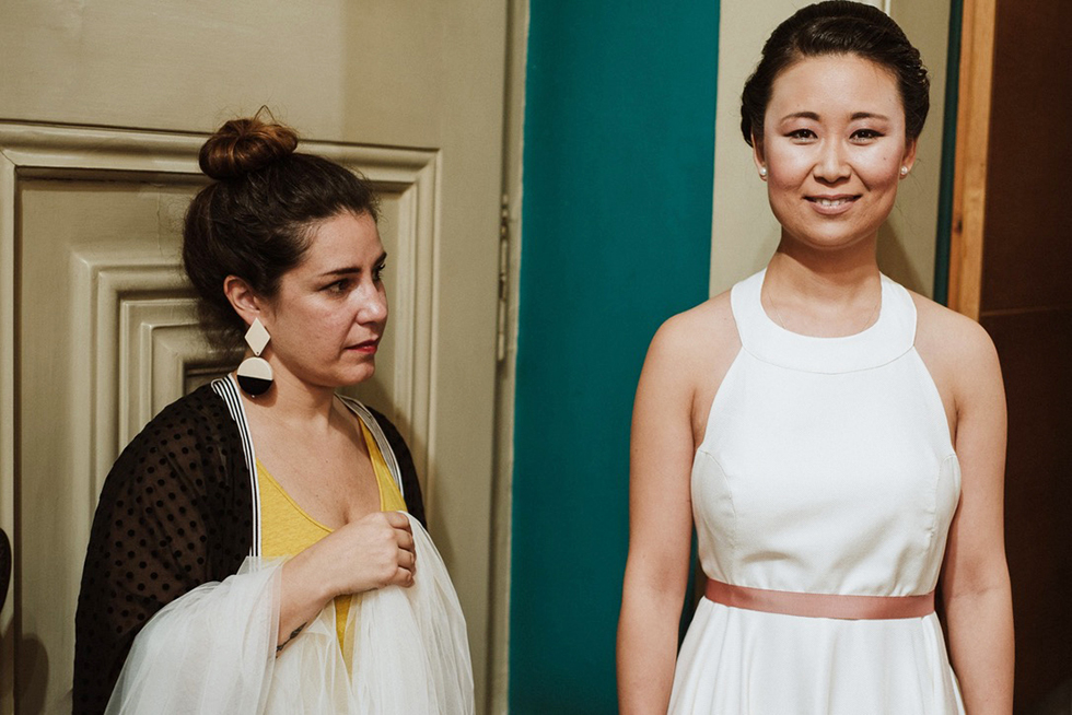 Behind the Scenes of a Wedding Behind the scenes RAP 2