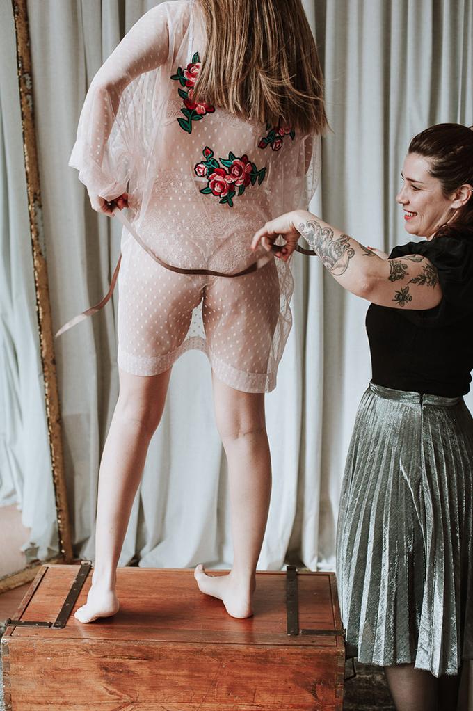 Behind the Scenes of a Wedding Behind the scenes RAP 3