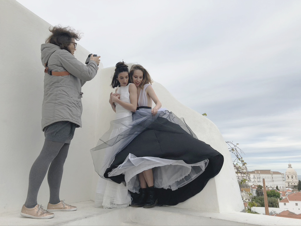 Behind the Scenes of a Wedding Behind the scenes RAP 44