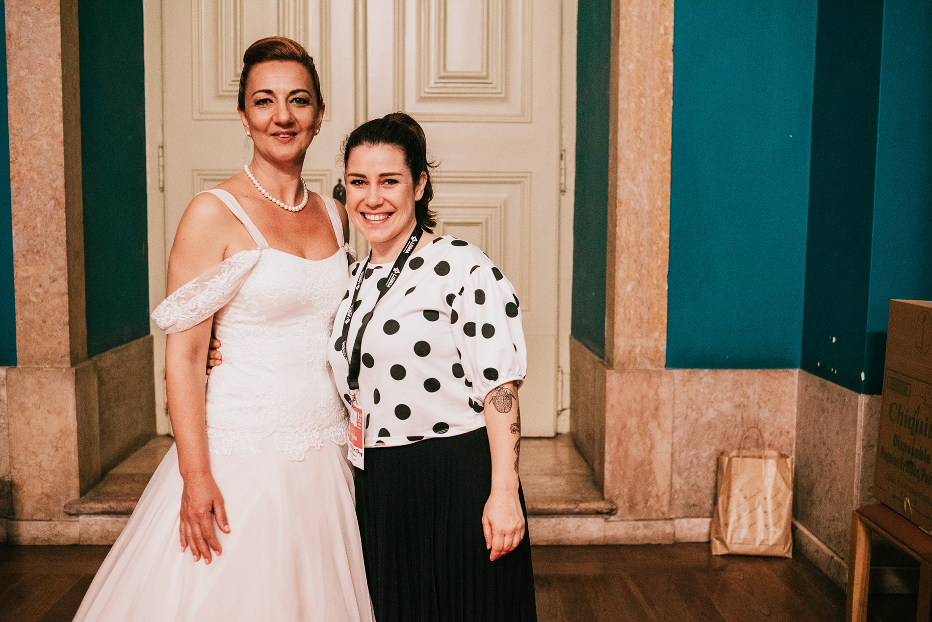 Behind the Scenes of a Wedding Behind the scenes RAP 47