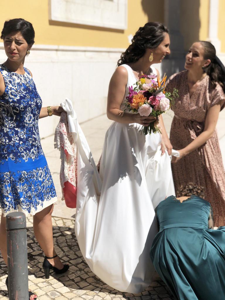 Behind the Scenes of a Wedding Behind the scenes RAP 53