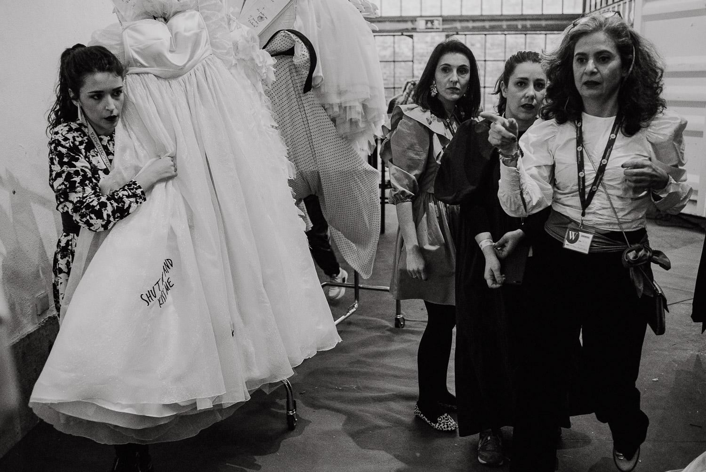 Behind the Scenes of a Wedding Rita Costumista fashion wedding photography Nicole Sanchez NIMAGENS 003