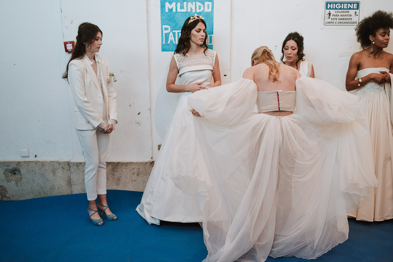 Behind the Scenes of a Wedding Rita Costumista fashion wedding photography Nicole Sanchez NIMAGENS 006