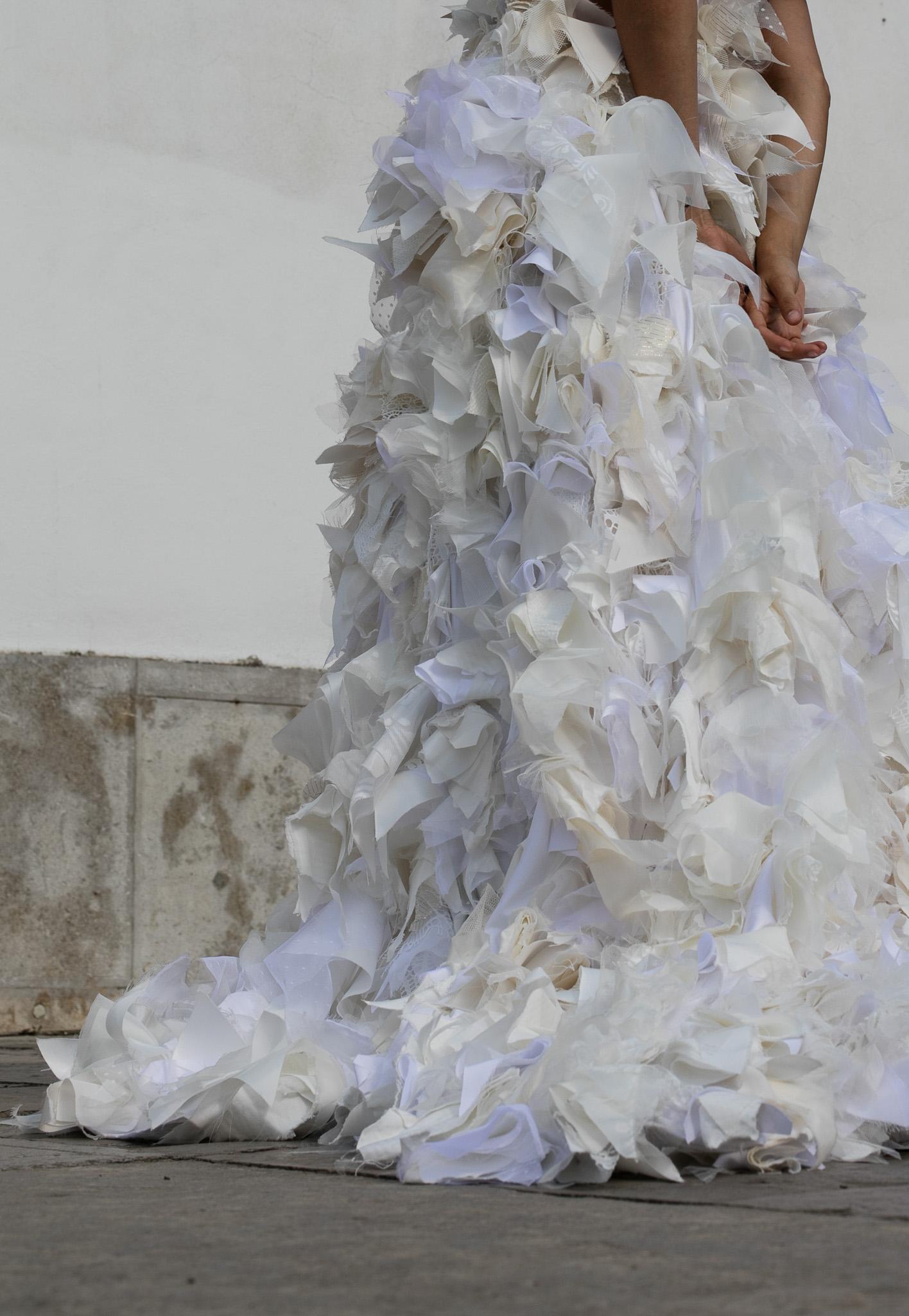 Noivas Reais e Inspiração VESTIDO DE NOIVA RITA ALVARES PEREIRA 00610