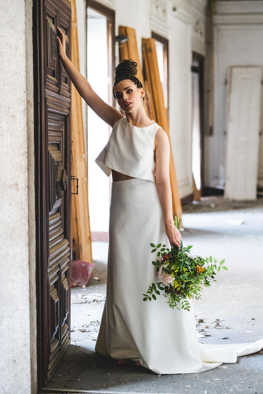 Noivas Reais e Inspiração VESTIDO DE NOIVA RITA ALVARES PEREIRA 02697